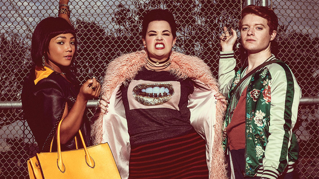 Heathers HBO España Cast Paramount Network