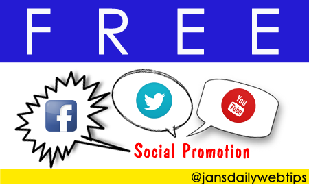 Simple Steps On How To Get Social Promotion For Free