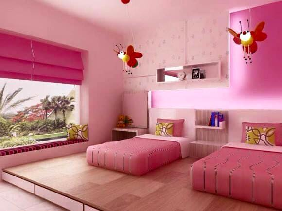 70 Beautiful Bedroom Ideas For Kids And Children