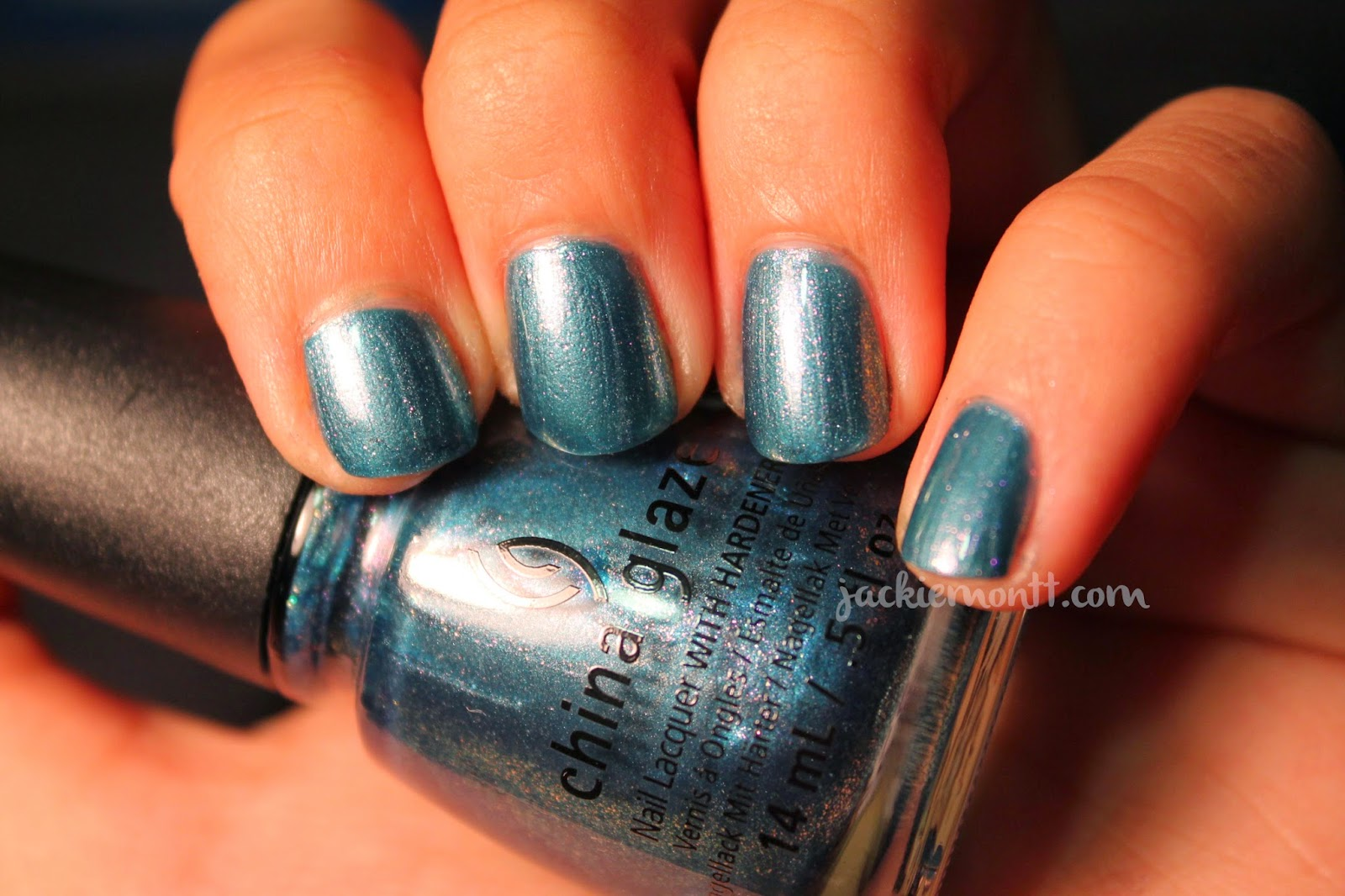 China Glaze Winter 2014: Twinkle Collection Part 1 - JACKIEMONTT