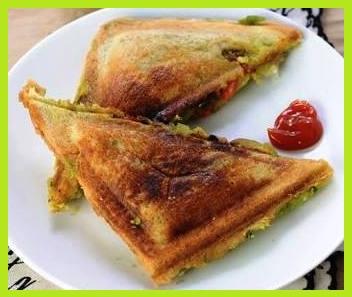 आलू सैंडविच बनाने की विधि - Aloo Ka Sandwich Recipe in Hindi