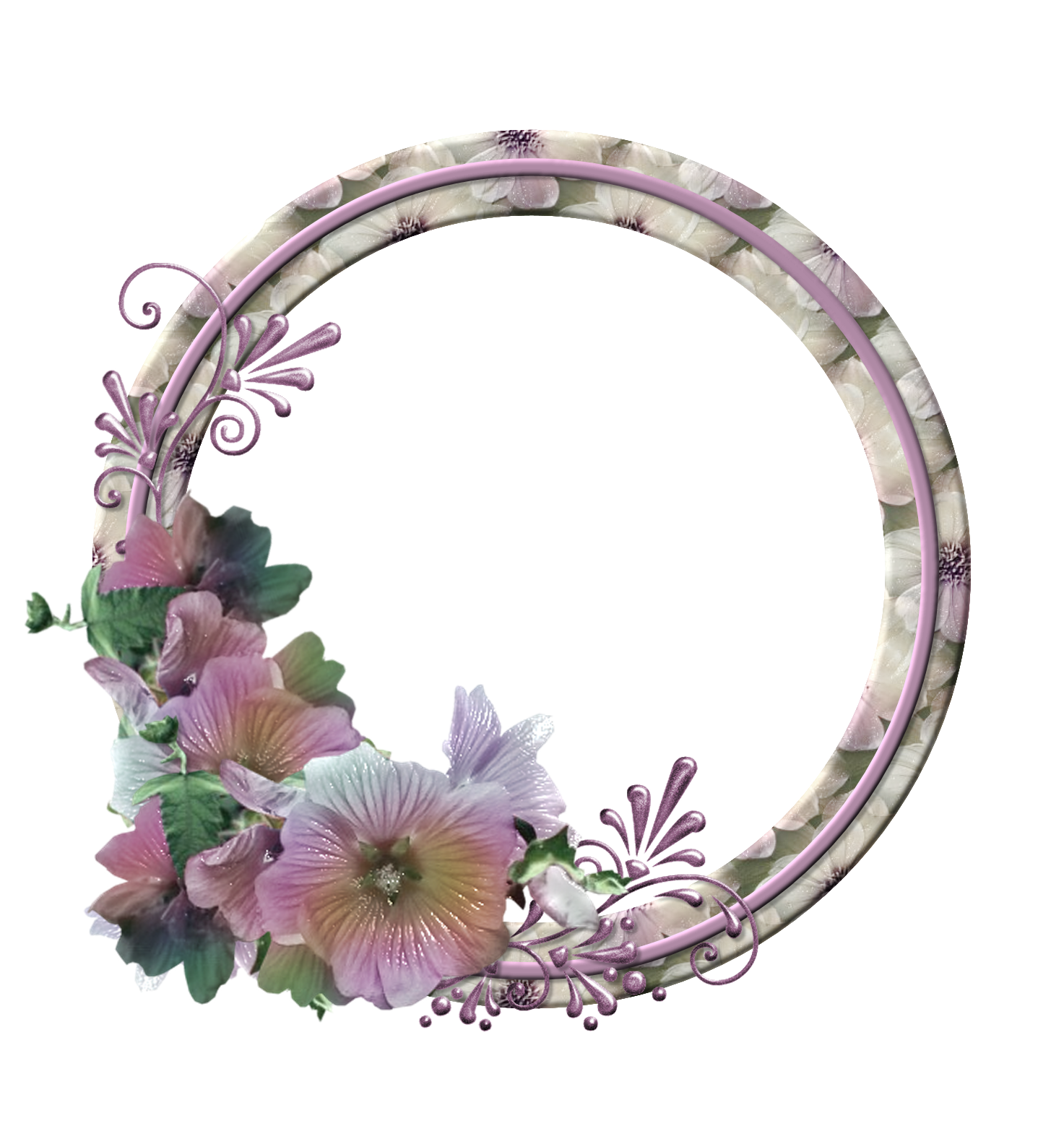 Beauty In Frame: Creative Elegance Designs: Another Of Tiki's Beautiful Frames