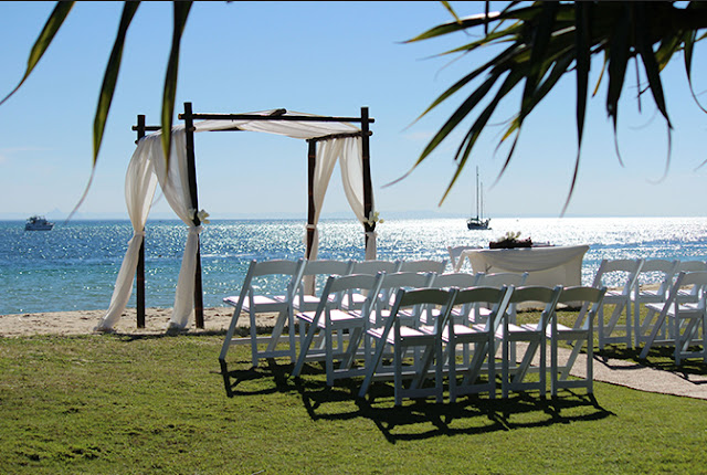 Wedding Venues Sunshine Coast Qld Tangalooma