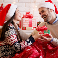 Promocja Zgarnij prezent pod choinkę od Santander Banku