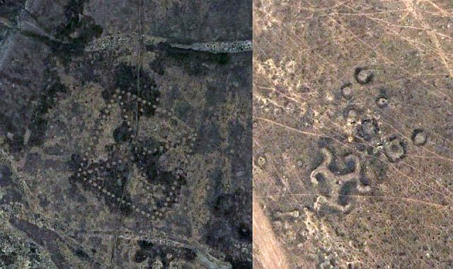 NASA investigation mysterious Ancient Geoglyphs seen from Space Ancient%2BGeoglyphs%2BNASA%2BSpace