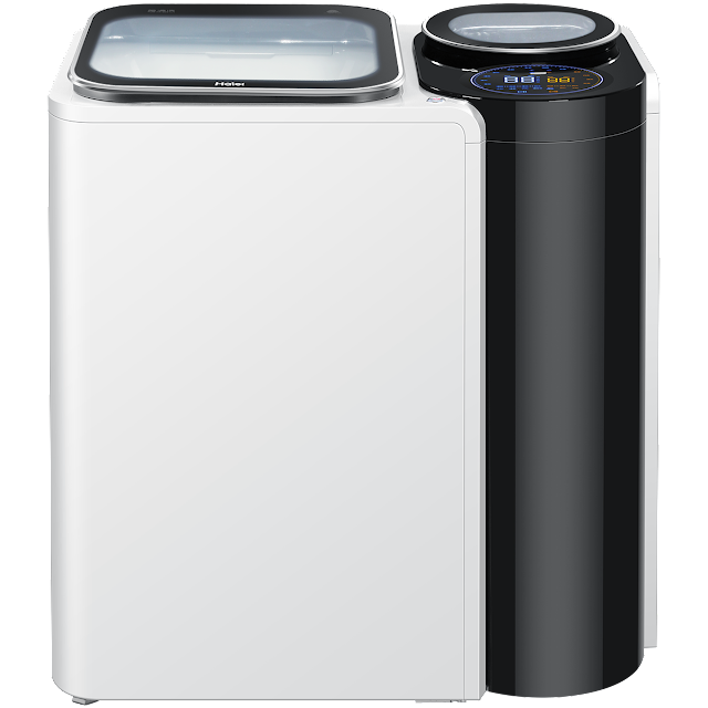 Haier India Introduces Revolutionary Double Drum DUO Top Load Washing Machine (pr)