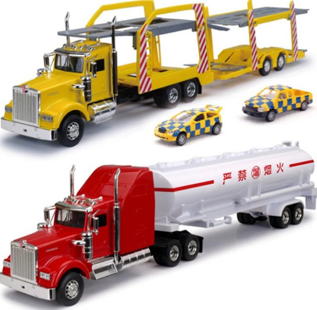 gambar truk mainan terbaru