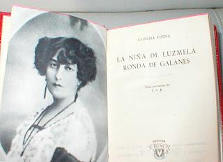 Concha Espina. La niña de Luzmela