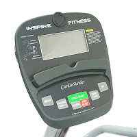 Inspire Fitness Cardio Strider CS2.5 monitor with standard LCD screen, image