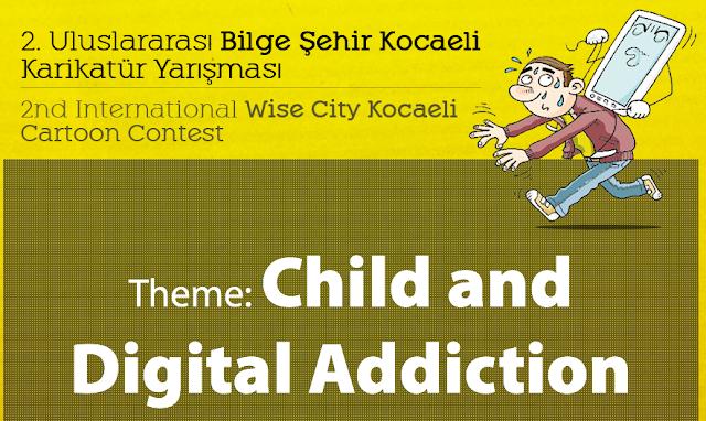 2nd International Wise City Kocaeli Cartoon Contest
