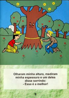 livro a árvore