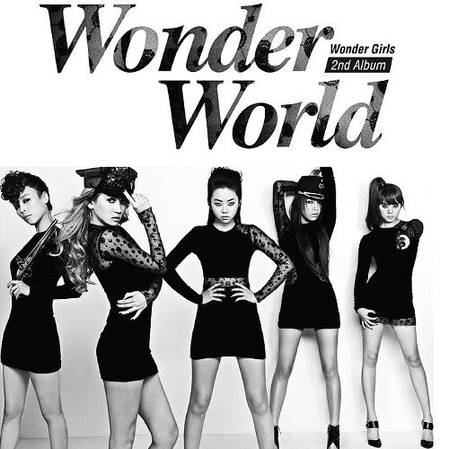 Wonder Girls - Wonder World [FLAC   MP3 320 / CD]
