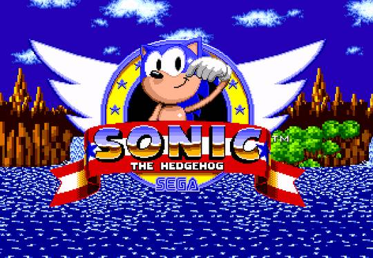 8 Bit City Sonic The Hedgehog