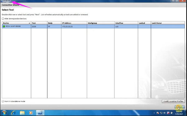 wiTech-17.04.27-install-14 How to set up wiTech MicroPod II V17.04.27 on Windows 7 Drivers Software