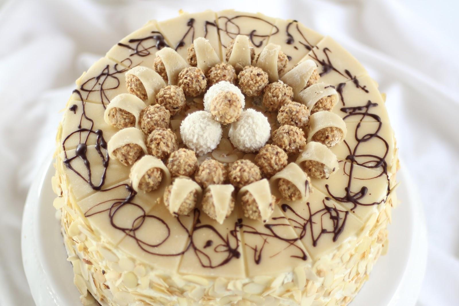 Giotto-Schwarzwälder-Sahnetorte: Traumhafte Torte mit Kirschen, Marzipan un