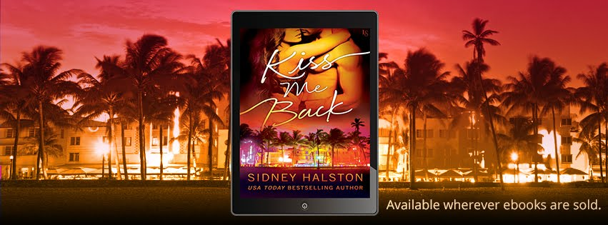 KISS ME BACK by Sidney Halston