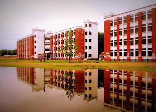 Begum Rokeya University, Rangpur Academic building