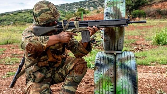 Πέντε θρυλικά όπλα των Ενόπλων Δυνάμεων αποσύρονται το 2021