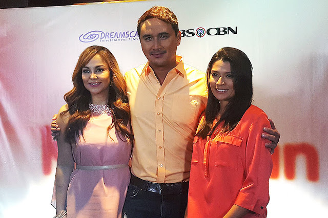 After 3 Years, Eula Valdez Finally Returns to ABS-CBN for an Upcoming Show With John Estrada and Mylene Dizon!