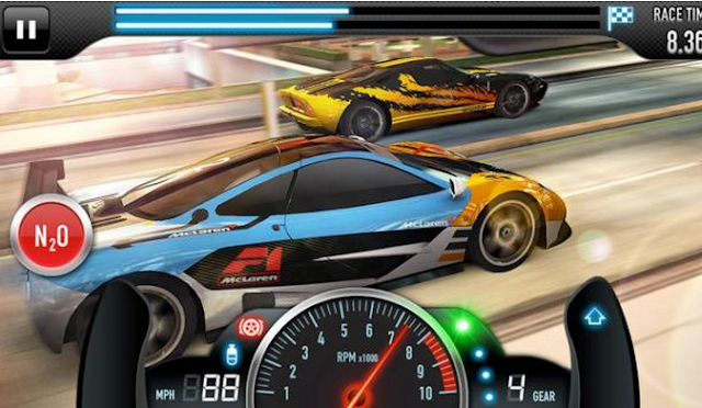 top 5 car games android