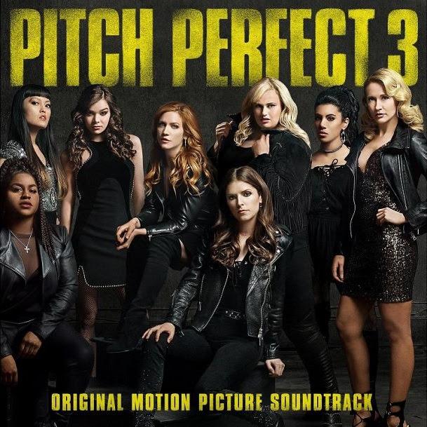 電影原聲帶《歌喉讚3 Pitch Perfect 3 (CD)》