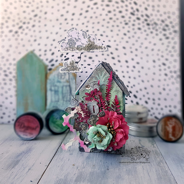 @nastyalena #alteredart #homedecor