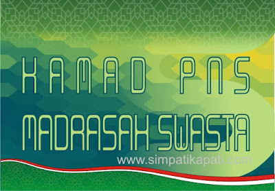 Kepala Madrasah PNS di Madrasah Swasta
