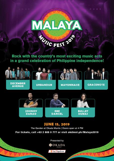 Malaya Music Festival 2019