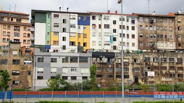 Bilbao Ría 2000 urbanizará los terrenos entre Larrea y El Carmen