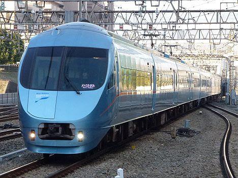 小田急電鉄 メトロさがみ号 60000形MSE(2018.3廃止)
