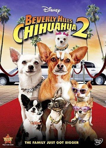 Beverly Hills Chihuahua 2 DVDRip Español Latino