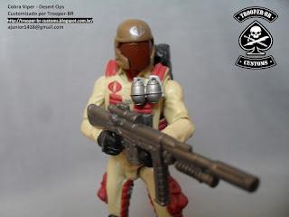 cobra viper gi joe custom 5