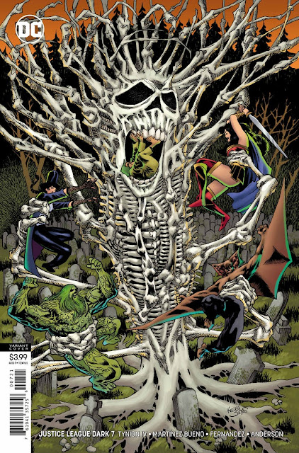 """Justice League Dark"" núm. 7 de James Tynion IV."
