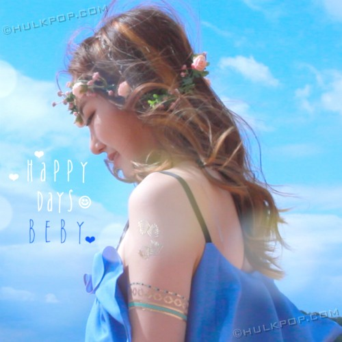 [Single] Beby – Happy Days – 베비 (Of KING STAR Artist)