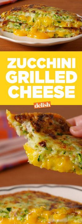 ★★★★☆ 2590 ratings     | Zucchini Grilled Cheese #Zucchini #Grilled #Cheese #Vegan #Sandwich