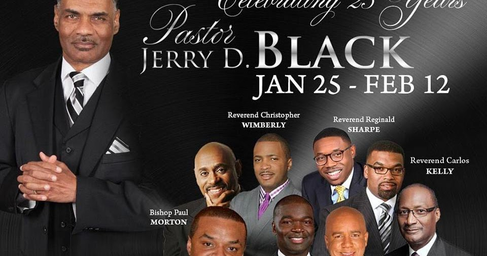 The Old Black Church: Celebrating 25 Years In Ministry