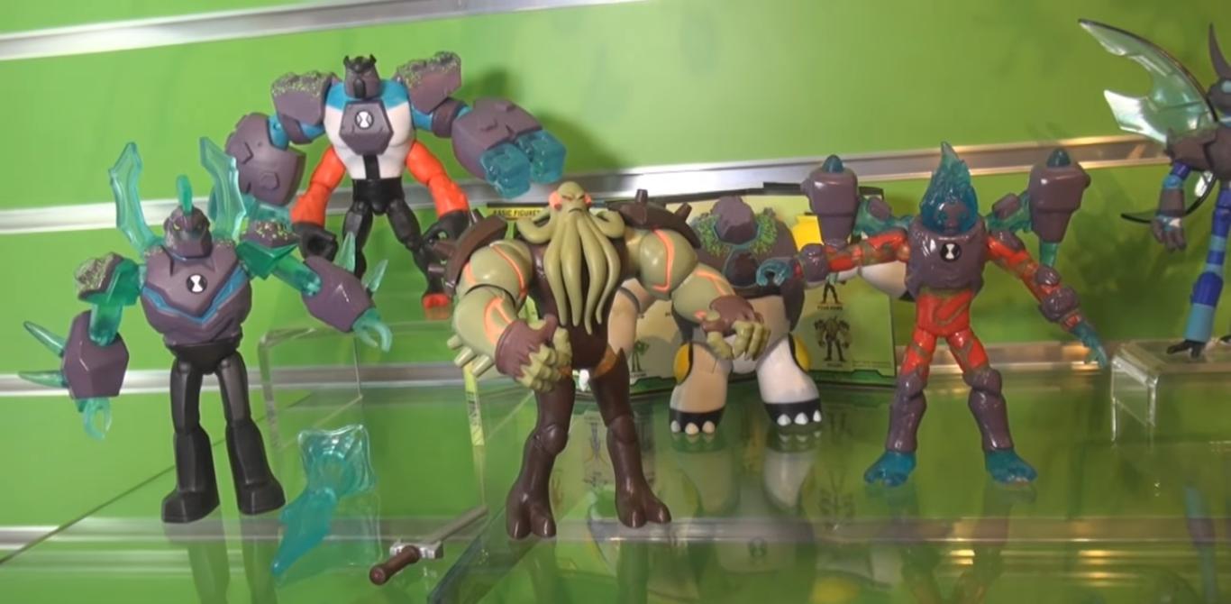 Ben 10 Upgrade Toy OmniNews: Omni-Enhance...