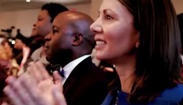 White Democrat running for Georgia governor accused of hijacking MLK's image