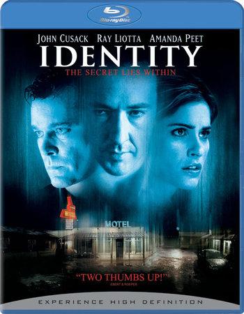 Identity (2003) Dual Audio 300MB