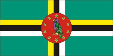 Bandeira de Dominica