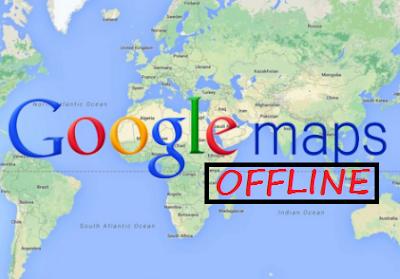 Cara Menggunakan Google Maps Offline Di Android