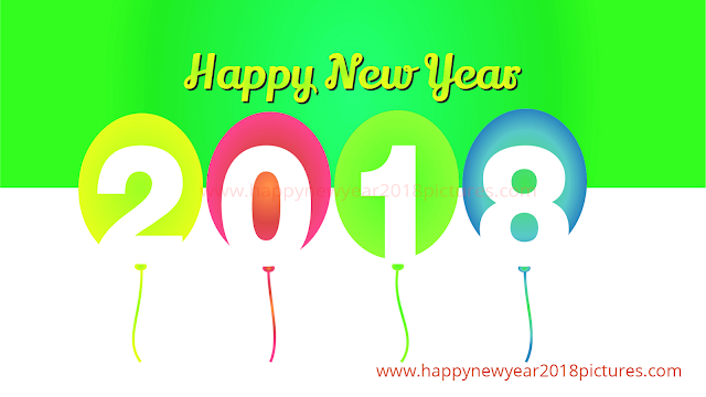 New Year 2018 pictures