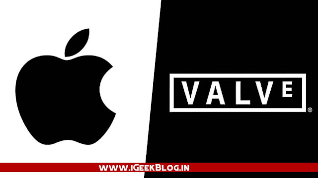 Apple And Valve Collaboration