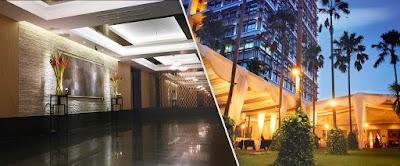 Gedung Jakarta Financial Club, Gedung Pernikahan SCBD Jakarta Selatan