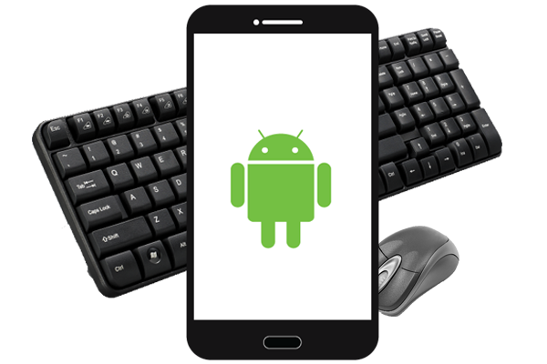 news information convert your android phone into wireless mouse keyboard. Black Bedroom Furniture Sets. Home Design Ideas