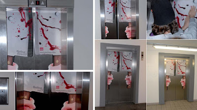 Creative and Cool Elevator Advertisements (15) 7