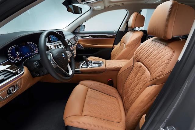 Novo BMW Série 7 2020