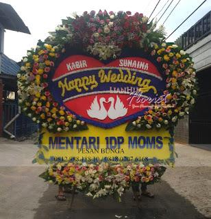 Flowers Advisor, Toko bunga dijakarta, Jual bunga papan murah, jual bunga papan pernikahan bebas biaya antar jakarta,
