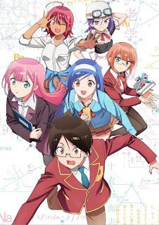 Tanggal Tayang Untuk Anime Bokuben