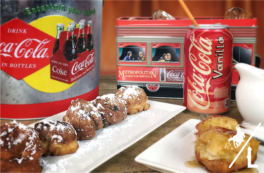 Fried Coke Balls